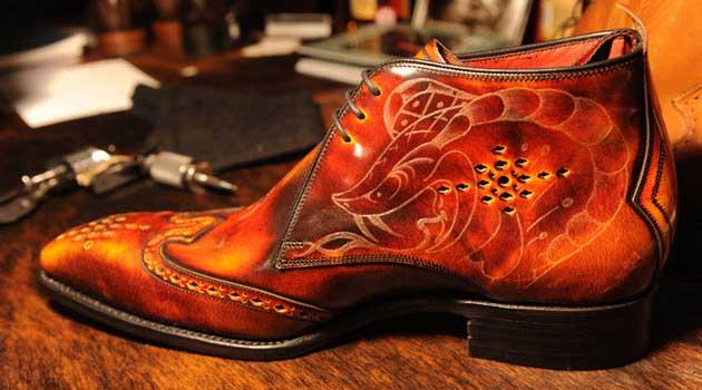 Selfridges - Shoe Department Aasen Stephenson