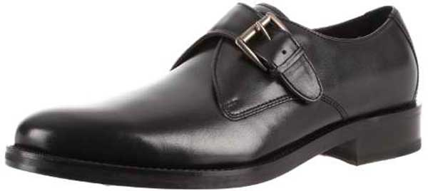 simple and classic monkstrap always makes the right impression