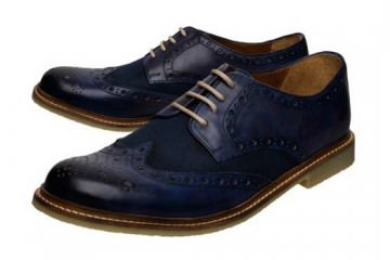 Blue Brogue