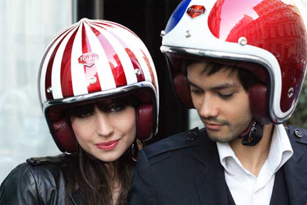 casque ruby - betty amour helmets