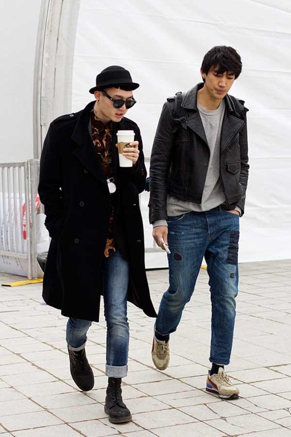 Men's Winter Jackets - Embrace The Full Length Coat - Men Style
