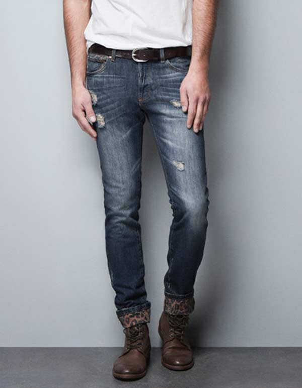 Jeans for Men - Are You Wearing the Right Pair? - Men Style Fashion