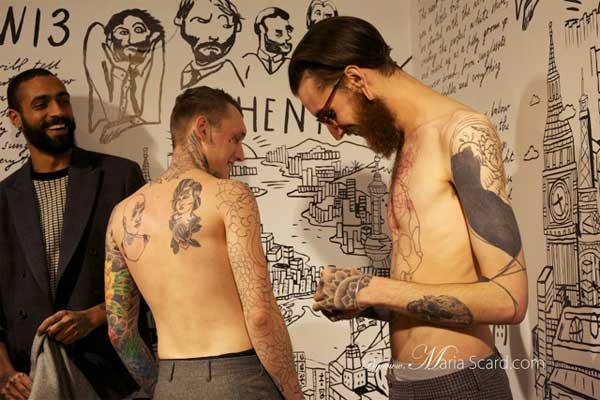 Hentsch man - London Collections: Men AW2013 - 6
