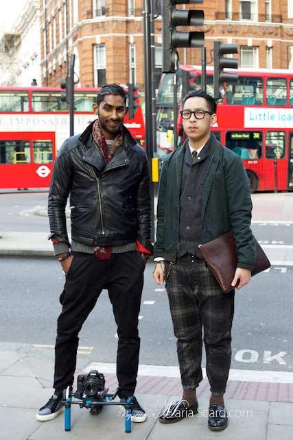 London - Street Style 2013 - 1