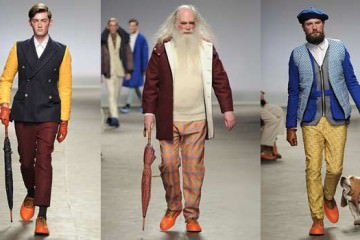 Agi & Sam - London Collections: Men 2013