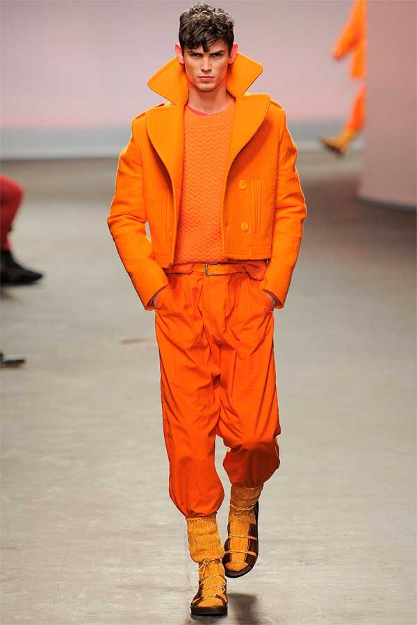 Topman fall winter 2013 - london collections men 2