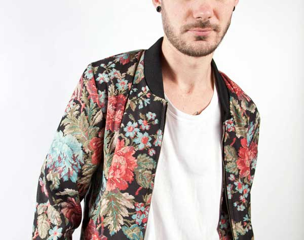 Bomber Jackets - A Must Have For 2013 - Men Style Fashion