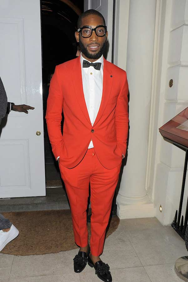 Tinie Tempah - GQ London Collections Men Celebrations
