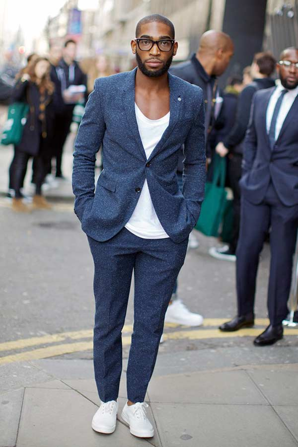 Tinie Tempah - London Collections Men