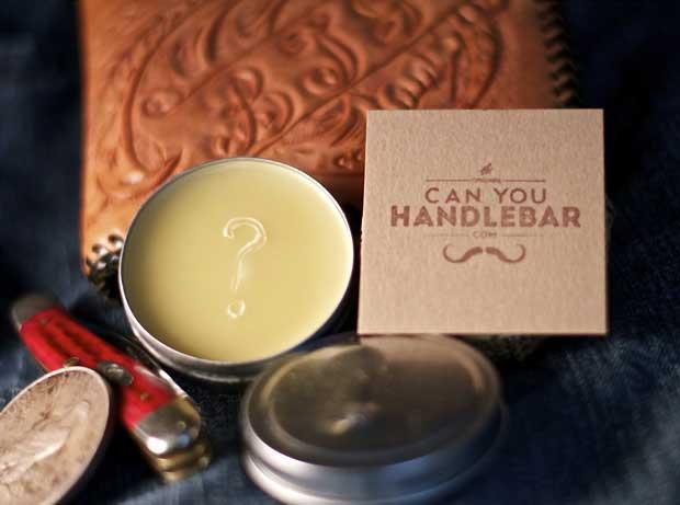 handlebar beard products