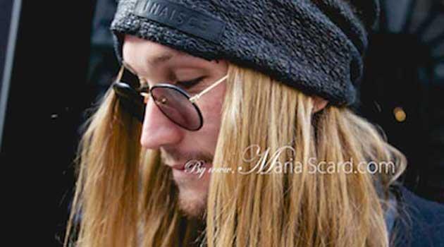 toni&guy long hair for men 2013