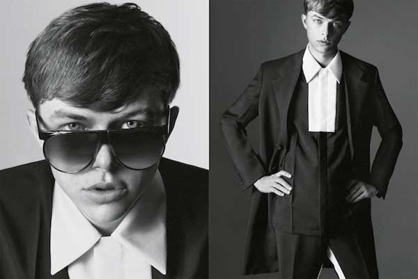 Prada men spring summer 2013 advertising campaign 4