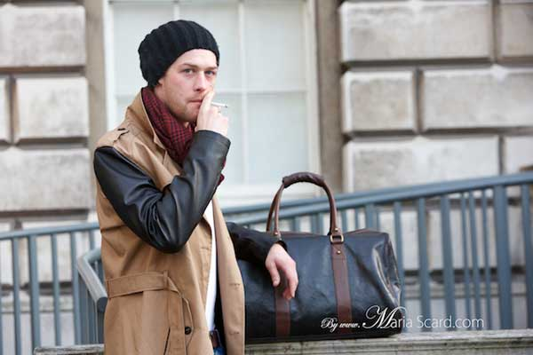 Man's Bag - How to Embrace your bag? - Men Style Fashion