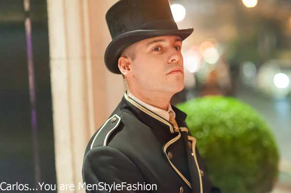 Savoy London - Top Hats