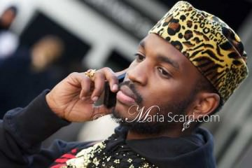 African Prints for men 2013 - London Fashion Week