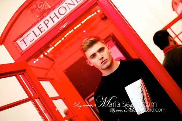 Mr Porter.com - UK London 2013 block colours