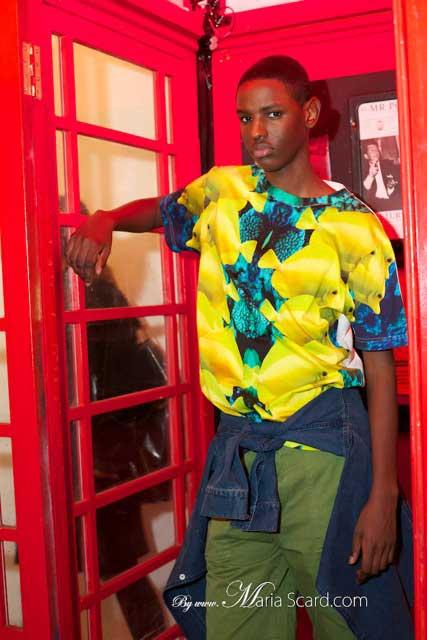 Mr Porter.com - UK London 2013  floral prints