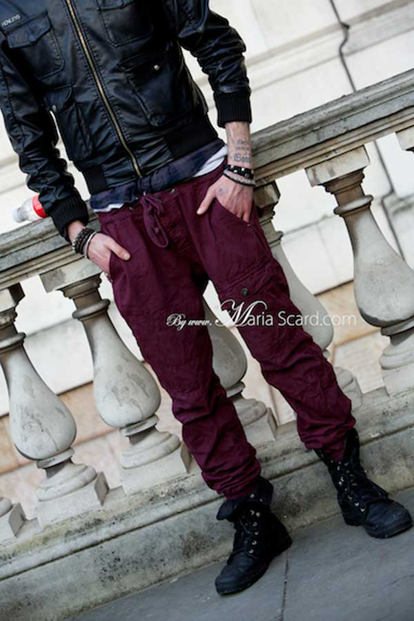 sweatpants - sport luxe
