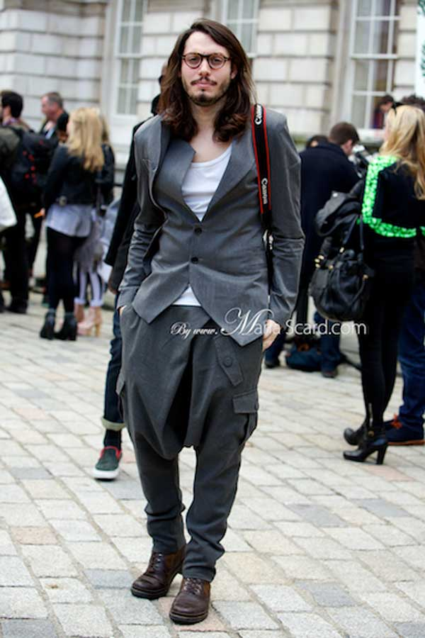 sweatpants - London Fashion Week