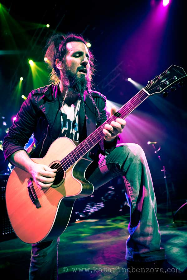 Bumblefoot - Miami (photo by Katarina Benzova)