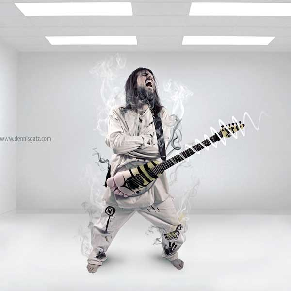 Bumblefoot - (photo by Dennis Gatz)