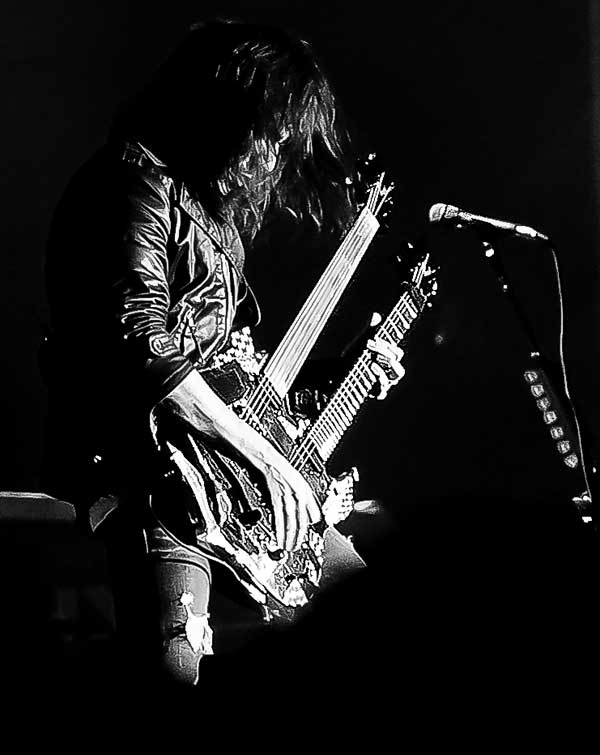 Bumblefoot (photo by Hans Brendestam)