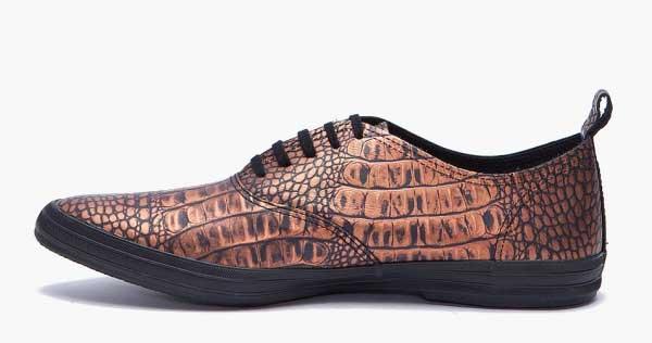 COMME DES GARCONS - Snake skin shoes for men 2013