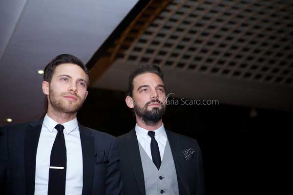 east ender actors 2013 and beards