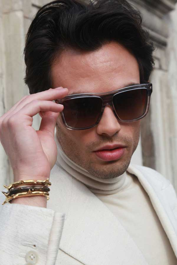 Designer Sunglasses for men 2013 - London Fashion Week