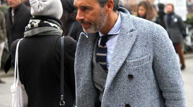 Grey for Men - Are You Feeling a Tad Grey - Men Style Fashion