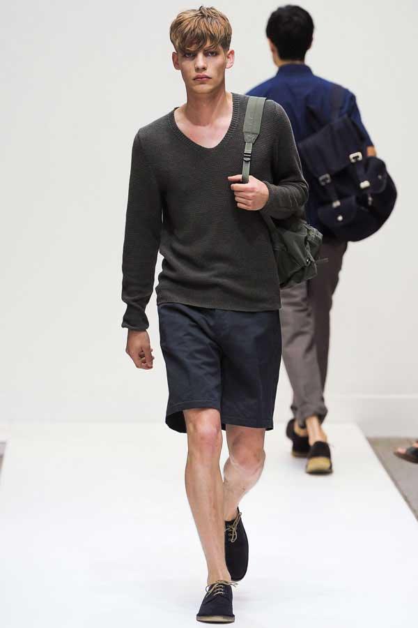 Margaret Howell - Summer Shorts for men 2013