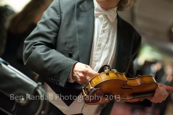 Classic FM - Royal Albert Hall 2013 - Tuxedo