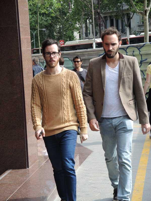 Barcelona fashion 2013 for men