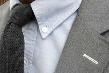 Grey suits and ties for men 2013