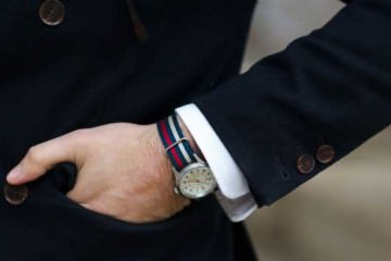 Italian strap watches for men 2013