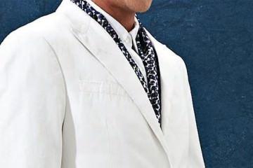 jigsaw white blazer