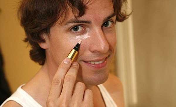 The men pen - make up for men 2013
