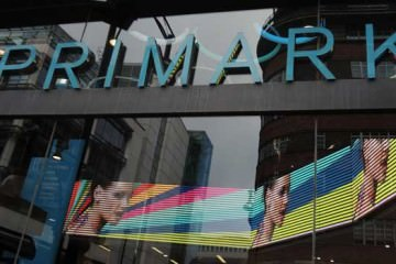 PRIMARK - OXFORD STREET UK LONDON