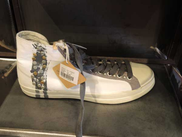 REPLAY - white  trainers for men 2013