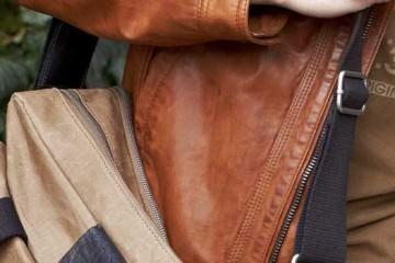 Strellson - Leather bags for men 2013