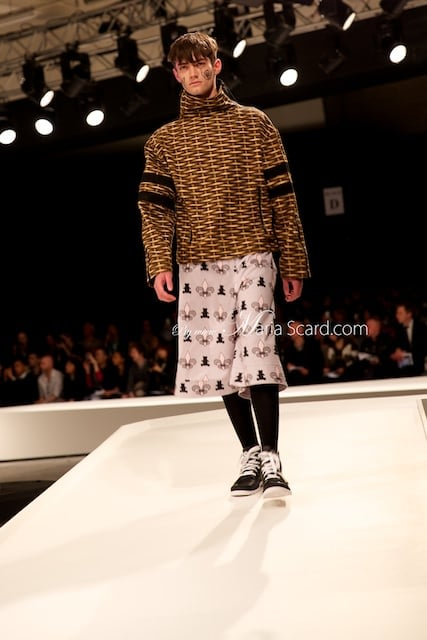 Bobby Abley - MAN Fashion East - London collections Men (2)