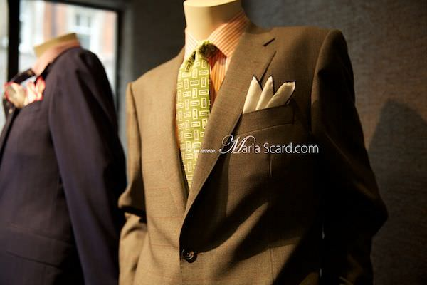 Chester Barrie - Savile Row - London Collections Men