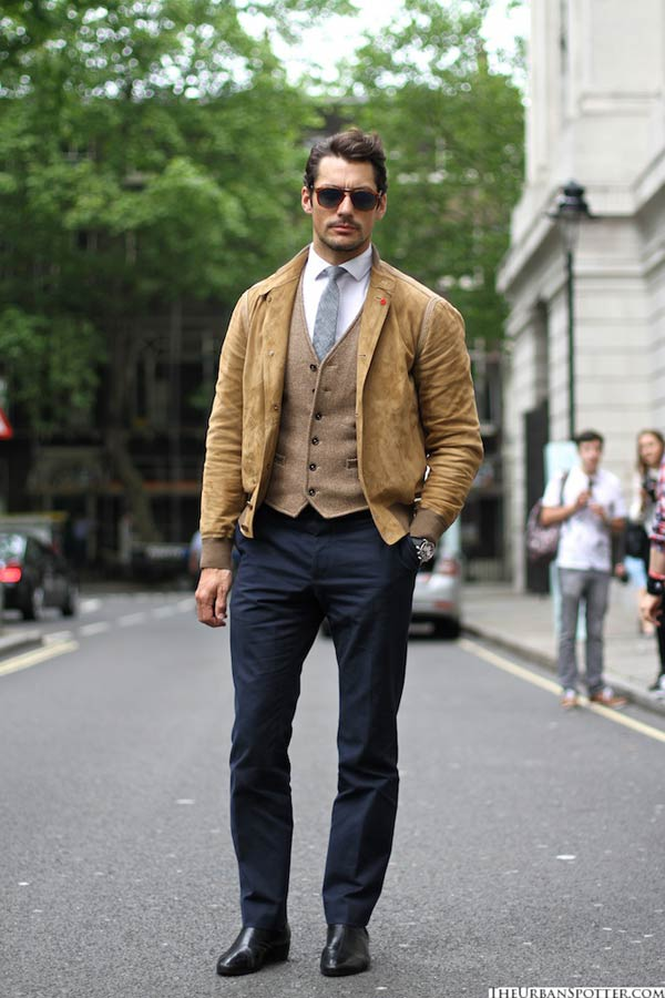 David Gandy Interview His Overview Of London Collections