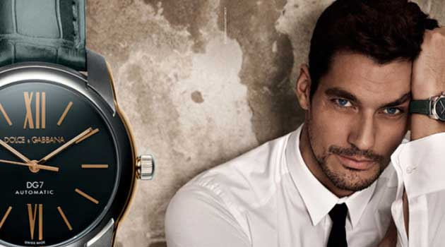 Dolce & Gabbana - David Gandy