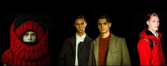 Fashion Forward Winners SS14 - Sibling, Lou Dalton, Christopher Reaburn