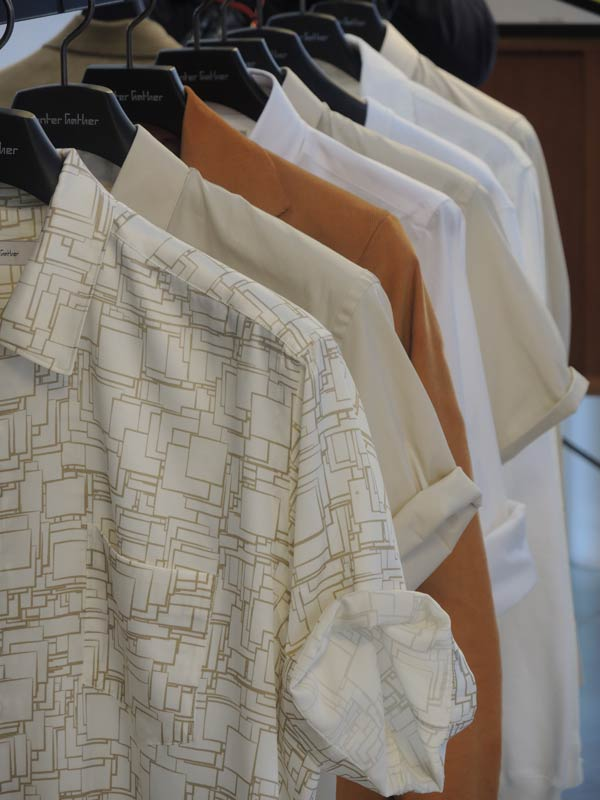 Hunter Gather - Shirt Collection - Spring Summer 2014 - London Collections Men