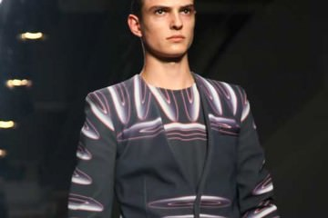 Kay Kwok - London Collections Men 2013
