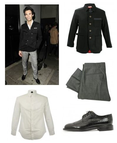Mark Francis - Men Style Fashion - Get the look 3