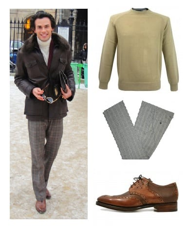 Mark Francis - Men Style Fashion - Get the look