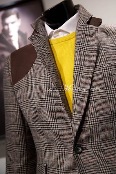 Marks & Spencer 2014 Beige  Blazer - Checkered